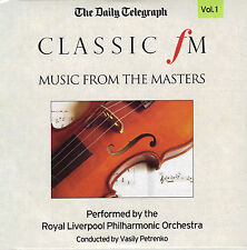 CLASSIC FM: MUSIC FROM THE MASTERS / RPO / VASILY PETRENKO - DOUBLE CD SET