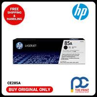 New & Original HP 85A CE285A Black Toner For LJ PRO M1212NF P1102 P1102W