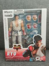 S.H.Figuarts Street Fighter V Ryu Figure New Authentic