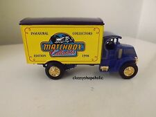 Matchbox Models Yesteryear YY052/M 1920 MACK AC TRUCK Inaugural Collectors Ed