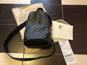 Louis Vuitton avenue sling bag damier Men's bag N41719