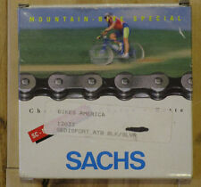 SACHS SC-M55 Mountain Bike Chain  - New In Box  - NOS - FREE Shipping