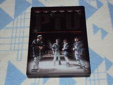 PTU - Police Tactical Unit (2008) DVD Steelbook  Simon Yam