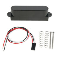 Black Single Coil Active Pickup Humbucker for Electric Guitar Accessories
