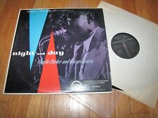 CHARLIE PARKER AND HIS ORCHESTRA NIGHT AND DAY - VERVE RECORDS STEREO LP V6-8003