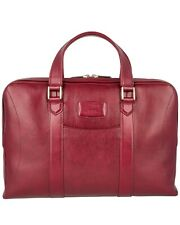 New S.T. Dupont D Line Unisex  Document & Laptop Holder Bag 181284 R:$1,050