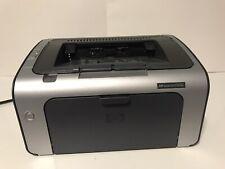HP LaserJet P1006 Workgroup Laser Printer  ( Tested)....Working....