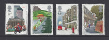 MINT 1985 GB ROYAL MAIL 350 YEARS A PUBLIC SERVICE  STAMP SET OF 4 MUH