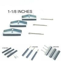 "1-1/8"" 2"" 3"" 4"" Engine Cylinder Sander Hone Shaft Fine Stone Honing Tool Parts"