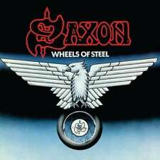 Saxon - Wheels Of Steel (Hardbook case) NEW CD