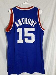 Carmelo Anthony Denver Nuggets Reebok Vintage Hardwood Classics Large