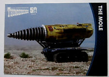 THUNDERBIRDS 50 YEARS - Card #44 - Gerry Anderson - Unstoppable Cards Ltd 2015