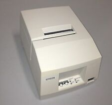 Epson Printer White TM-U325D **REFURBISHED** - 90 DAYS WARRANTY