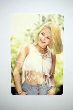 SNSD Girls' Generation Single Album Party HyoYeon Official Photo Sticker Card SM
