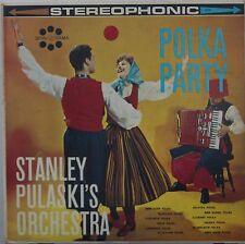 > DISCO 33 GIRI - STANLEY PULASKI - POLKA TIME