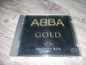 ABBA - Gold Greatest Hits * CD Early Pres Europe 1992 *