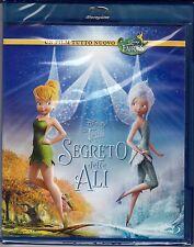 Blu-ray Disney **TRILLI E IL SEGRETO DELLE ALI** nuovo 2012