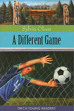 Very Good, A Different Game (Orca Young Readers (Quality)), Olsen, Sylvia, Book