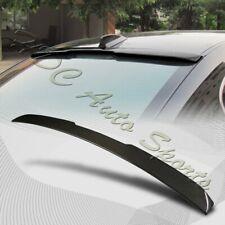 For 2004-2010 BMW E60 5-Series Sedan Real Carbon Fiber Rear Roof Spoiler Wing