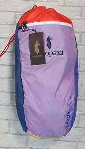 Cotopaxi Luzon 18L Travel Back Pack, Del-Dia Unique colour, RRP £55