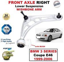 1x Asse Ant Dx Braccio Oscillante Inferiore per BMW 3-series Coupe E46 1999-2006