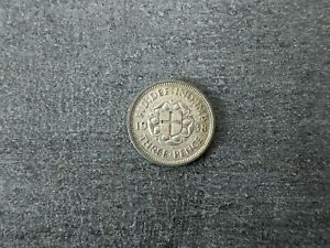 George VI Silver Threepence Coins 1937 - 1941 Pick Year Not Picked at Random