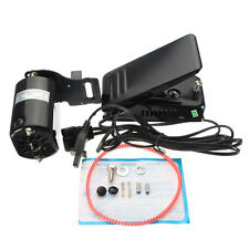 1.0 AMPS BLACK UNIVERSAL HOME SEWING MACHINE MOTOR & PEDAL SINGER HA1 15 66 99K