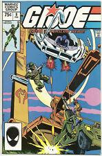G.I. Joe A Real American Hero #8 FN/VF Feb 1982 2nd print Herb Trimpe Snake Eyes