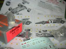 SilverLine Tameo 1:43 KIT SLK 116 Ferrari 312 B2 F.1 Winner Holland GP 1971 NEW