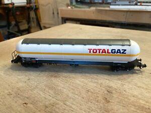 LS Models - WAGON CITERNE Uas - TOTALGAZ - SNCF