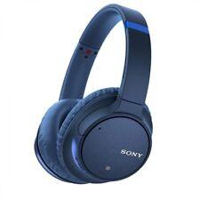 Sony Inalámbrico ruido Cancelación auriculares Wh-ch700nl Bluetooth azul con