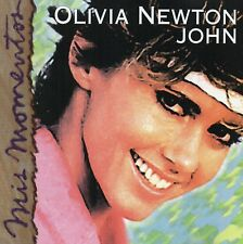 OLIVIA NEWTON JOHN    Mis momentos   México  CD  EMI Music  1997 !