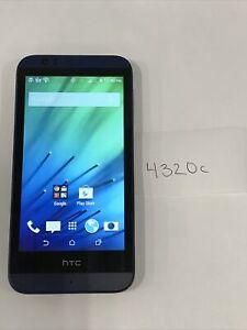 HTC Desire 510 - 0PCV1 - 4GB - Blue (Unlocked) (4320c)