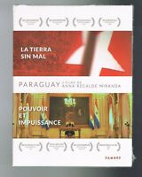 LA TIERRA SIN MAL + POUVOIR ET IMPUISSANCE - ANNA RECALDE MIRANDA - DVD - NEUF