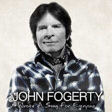 JOHN FOGERTY - WROTE A SONG FOR EVERYONE  CD  14 TRACKS INTERNATIONAL POP  NEU