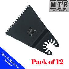 12 Saw Blade Oscillating Multi Tool Fein Multimaster Porter Cable Dewalt Makita