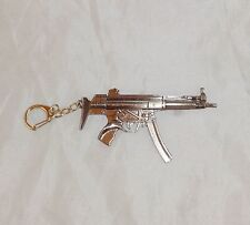 Mini CF Submarine Gun ( Metal Keyring / 12cm ) by Cross Fire