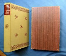 VOYAGE H.M.S. BEAGLE: CHARLES DARWIN 1956 LIMITED EDITIONS CLUB SIGNED GIBBINGS