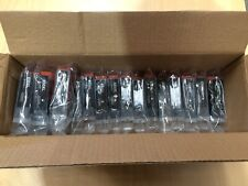 18x Black 650XL Printer Cartridges - To Suit Canon (NEW OLD STOCK)