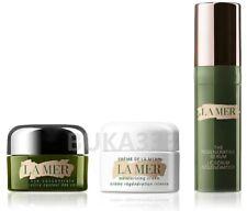 La Mer 3-pc set: Eye Concentrate, Moisturizing Cream, Regenerating Serum, FRESH!