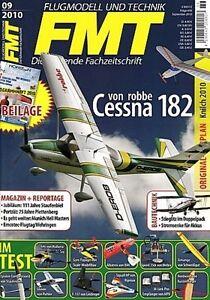 FMT1009 Bauplan 320 1401 KNILCH 2010 : Slowflyer im Antik-Look + FMT 9 2010
