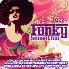 V/a - Funky Sensation Vol 1  – More Jazz, Funk, & Soul Classics.  New cd