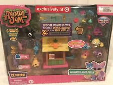ANIMAL JAM JAMMERS JUICE PARTY LIMITED EDITION PETS 22 PIECES NEW 2017