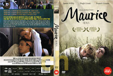MAURICE (1987) - James Ivory, James Wilby  DVD NEW