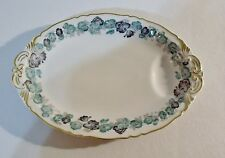 """Haviland Limoges France BEAUVAIS 13-3/4"""" Oval Meat Platter w/Well MINT"""