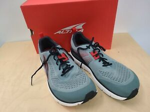 ALTRA Men's AL0A4VQJ Provision 5 Road Running Shoe Red Black Gray Mens 12 D New
