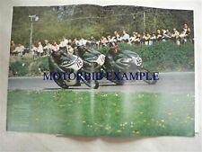 MS6612-BRITISH ROADRACE POSTER INCHLEY,WILLIAMS,EVERETT,LITO,YAMAHA,NEW IMPERIAL