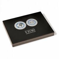 Leuchtturm Münzkassette für 30 dt. 5-Euro-Sammlermünzen in Kapseln, schwarz