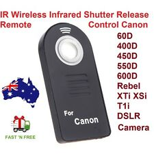 RC-5 IR Infrared Wireless Shutter Remote Control FOR Canon EOS DSLR Camera  AU