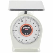 Rubbermaid 32 oz Steel Mechanical Dial Portion Control Scale with Quick Stop - 7